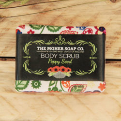 Natural Body Scrubs - Poppy Seed